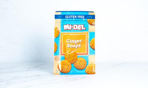 GF Ginger Snap Cookies- Code#: SN2201