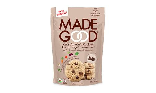 Organic Crunchy Cookies - Chocolate Chip- Code#: SN2214
