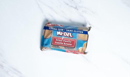 GF Royal Vanilla Sandwich Cookies- Code#: SN2215