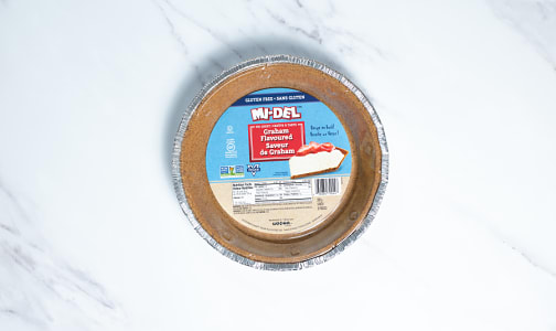 GF Graham Style Pie Crust- Code#: SN2216