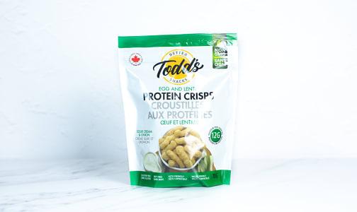 Protein Crisps - Sour Cream & Onion- Code#: SN2217