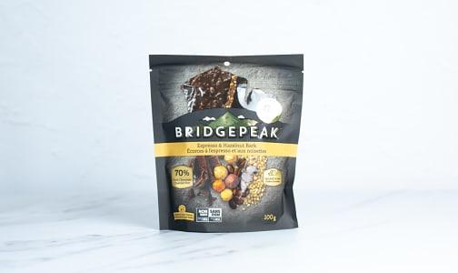Chocolate Bark Espresso Hazelnut- Code#: SN2225