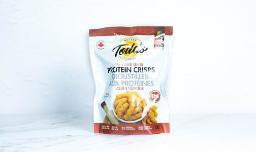 Protein Crisps - Barbecue- Code#: SN2226