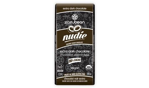 Organic Nudie Chocolate Bar- Code#: SN2236