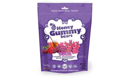 Honey Gummy Bears - Sour- Code#: SN2276