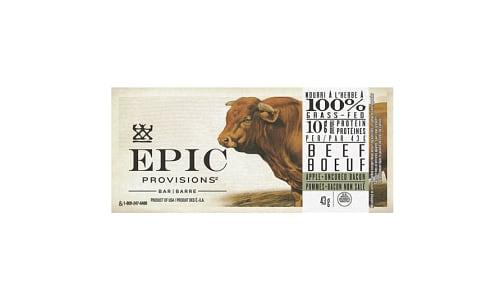 Beef Apple Bacon Bar- Code#: SN2290
