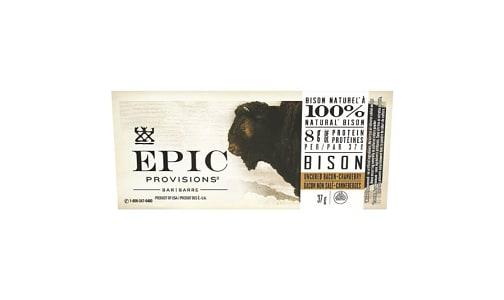 Epic Meat Bar Bison- Code#: SN2292