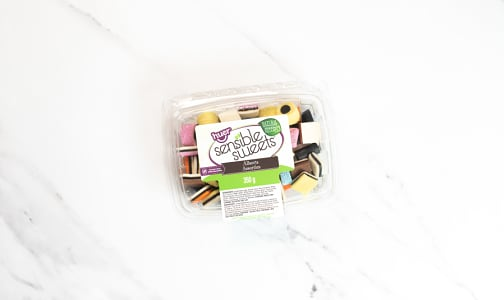 Nataural Licorice Allsorts - Tub- Code#: SN2320