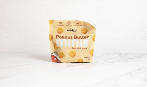 Peanut Butter Keto Minis- Code#: SN2322