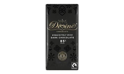 85% Dark Chocolate Bar- Code#: SN2331