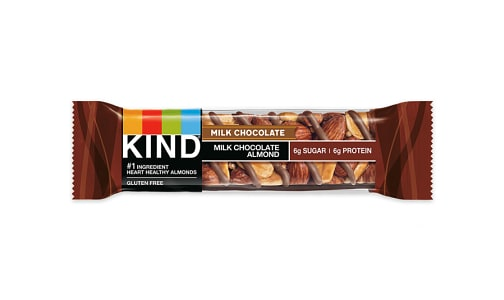 Almond Milk Chocolate- Code#: SN2342