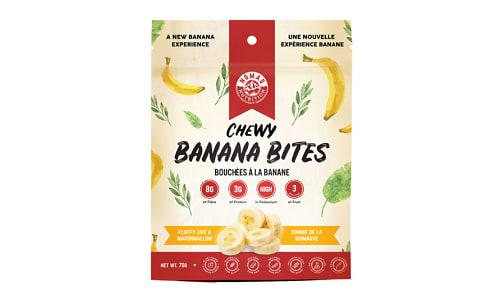 Chewy Banana Bites- Code#: SN2366