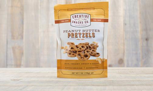 Peanut Butter Pretzels- Code#: SN258
