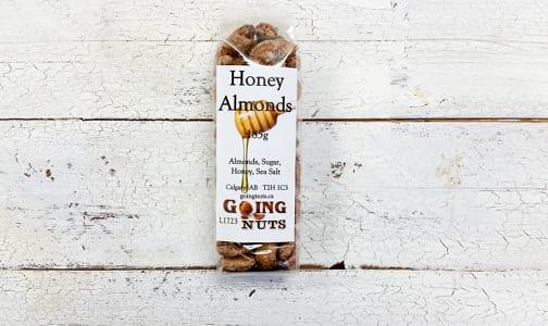 Honey Almonds- Code#: SN3030