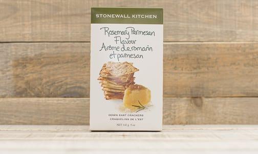 Rosemary Parmesan Crackers- Code#: SN3105