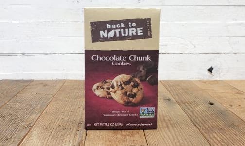 Chocolate Chunk cookies- Code#: SN3121