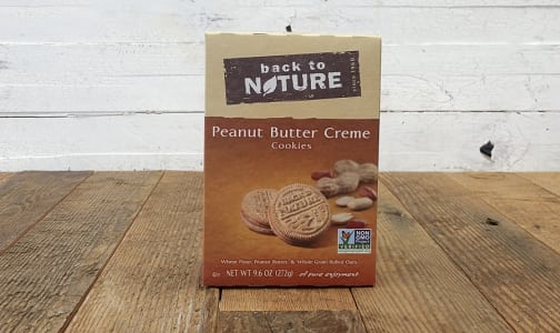 Peanut Butter Creme Cookies- Code#: SN3122