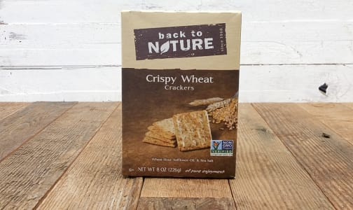 Crispy Wheat Thins- Code#: SN3124