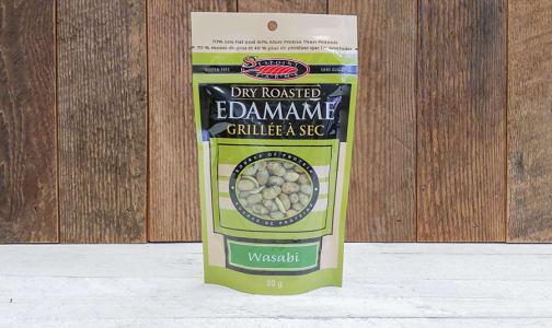 Dry Roasted Edamame - Wasabi- Code#: SN3131