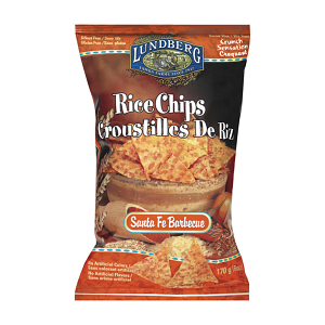 Rice Chips, Sante Fe BBQ- Code#: SN3250