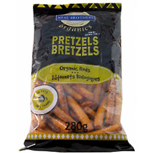 Organic Pretzel Rods- Code#: SN3334
