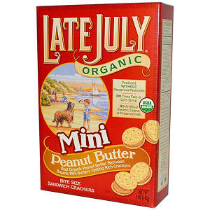 Mini Peanut Butter Sandwich Crackers- Code#: SN3335
