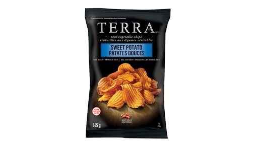 Sweet Potato Chips - Low Sodium- Code#: SN3652