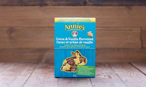 Cocoa & Vanilla Bunny Cookies- Code#: SN377