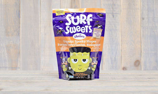 Organic Spooky Shapes Treat Bags- Code#: SN398