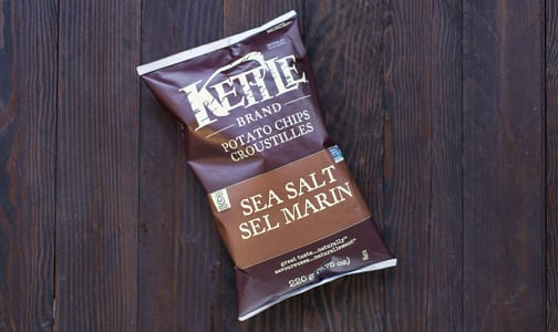 Sea Salt Potato Chips- Code#: SN420