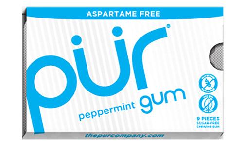 Gum - Peppermint- Code#: SN4363