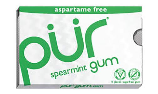 Gum - Spearmint- Code#: SN4364