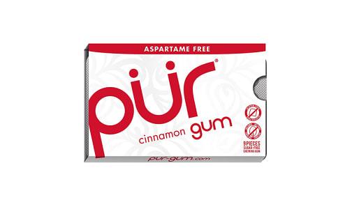 Gum - Cinnamon- Code#: SN4365