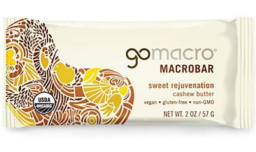 Organic Cashew Butter Bar- Code#: SN4375