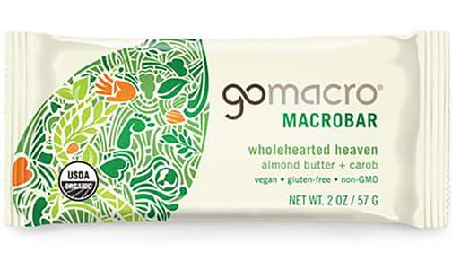 Organic Almond Butter & Carob Bar- Code#: SN4377