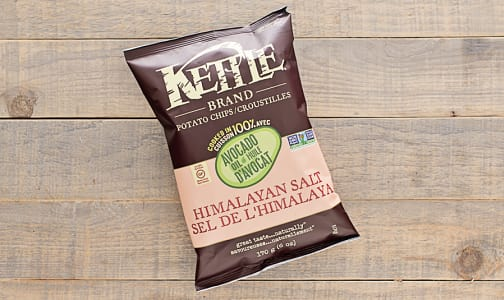 Avocado Oil Himalayan Salt Potato Chips- Code#: SN445