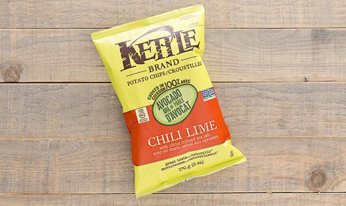 Avocado Oil Chili Lime Potato Chips- Code#: SN448