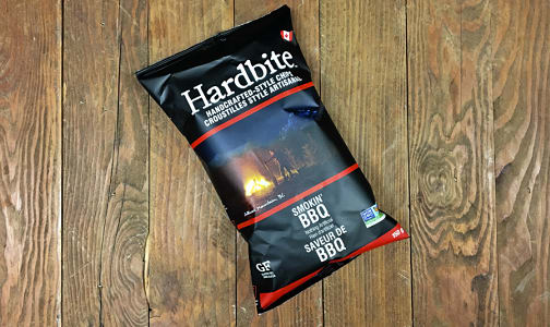 Hardbite Potato Chips, Smokin' BBQ- Code#: SN480