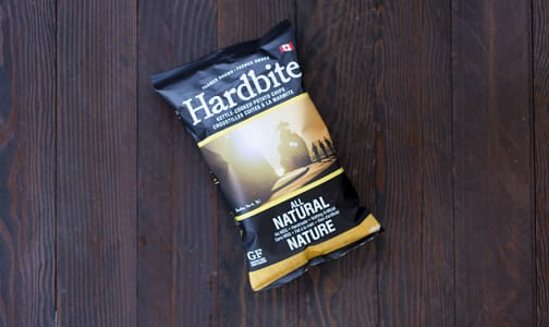 Hardbite Potato Chips, Regular- Code#: SN487