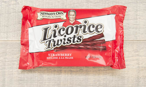 Strawberry Licorice Twists- Code#: SN4912