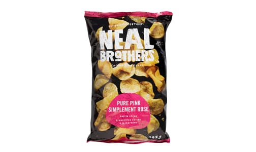 Pink Himalayan Salt Kettle Chips- Code#: SN4931