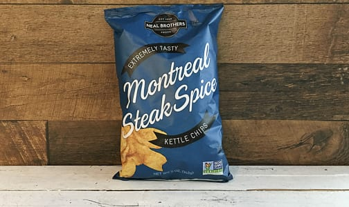 Montreal Steak Spice Kettle Chips- Code#: SN4935
