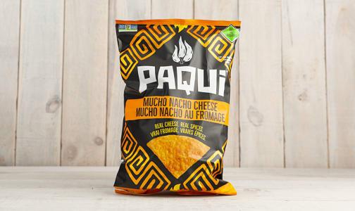 Mucho Nacho Cheese Tortilla Chips- Code#: SN5151