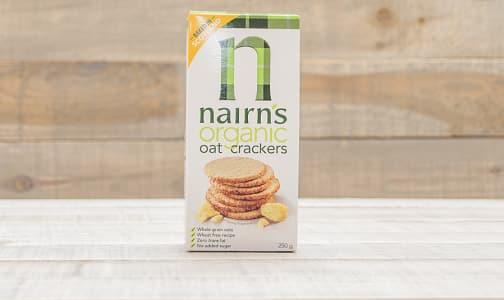 Organic Oatcake Cracker- Code#: SN538