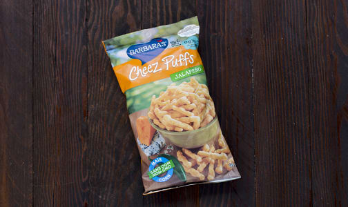 Cheese Puffs, Jalapeno- Code#: SN7200