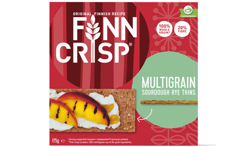 Thin Crispbread - Multigrain- Code#: SN7501
