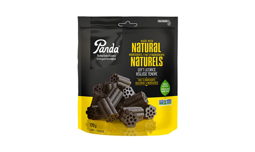All Natural Soft Licorice- Code#: SN7566