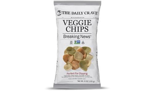 Veggie Chips- Code#: SN7586