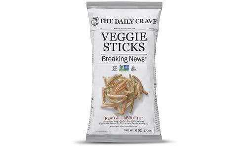 Veggie Sticks- Code#: SN7588