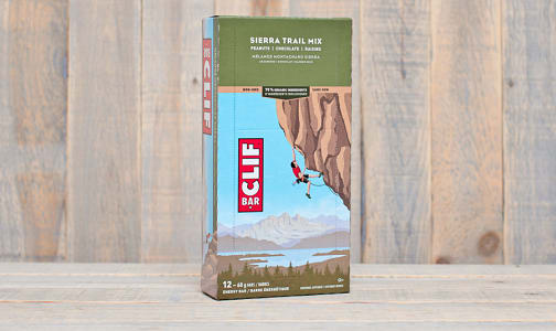 Sierra Trail Mix Bar - CASE- Code#: SN791-CS